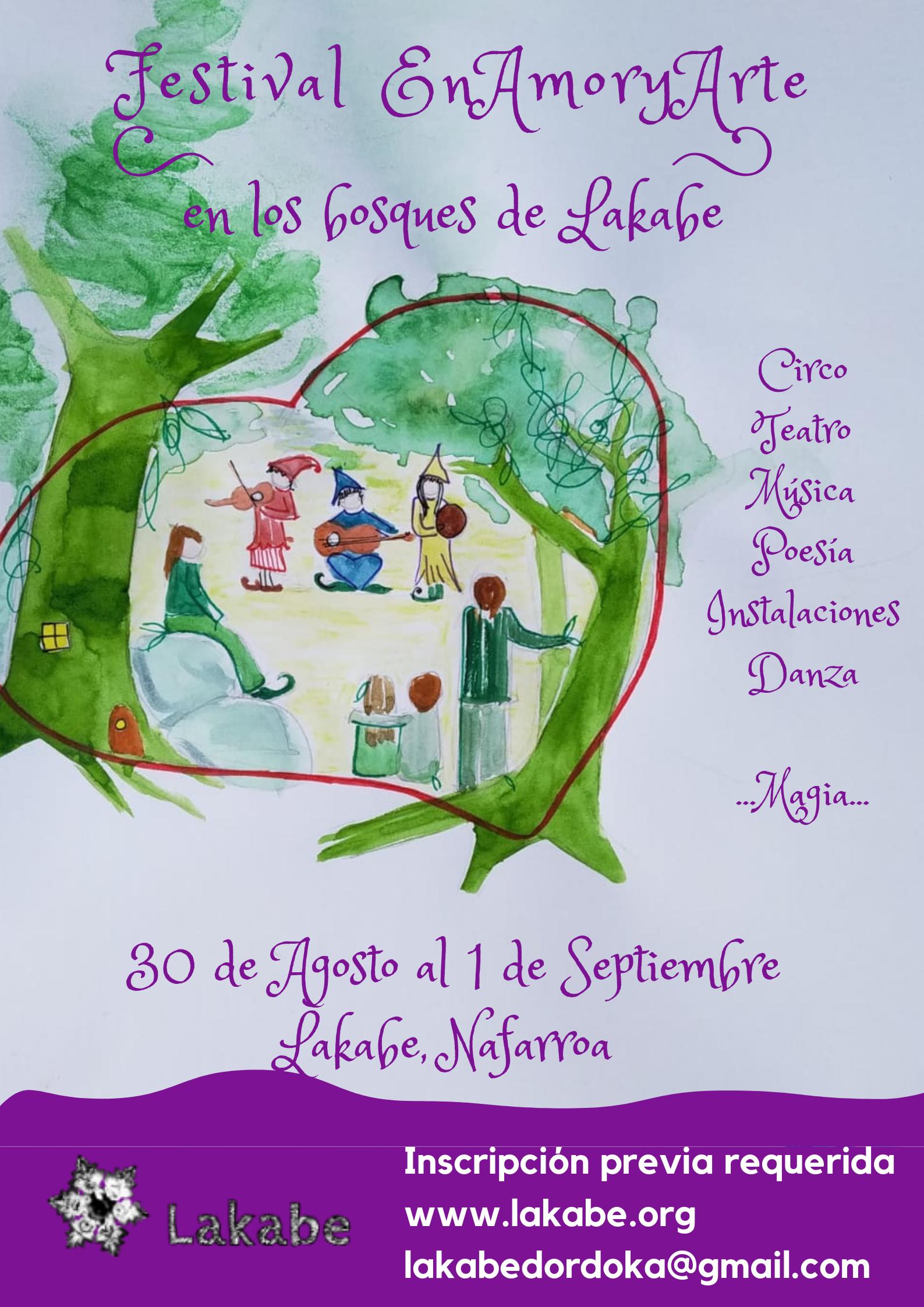 Festival Lakabe
